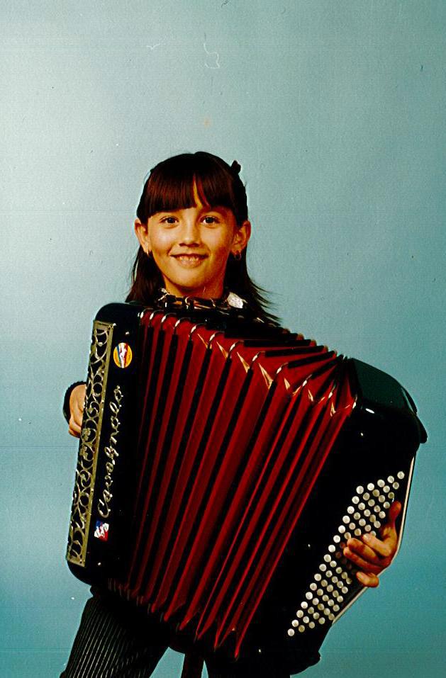 Stéphanie Rodriguez enfant