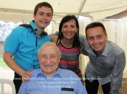 Gala d' accordéon de Vailly sur Sauldre – Stéphanie Rodriguez avec Benoit Nortier
