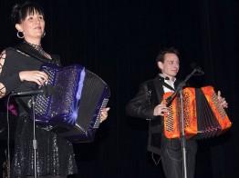 Stéphanie Rodriguez et Damien Poyard