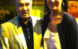 Stéphanie Rodriguez et Marcel Azzola