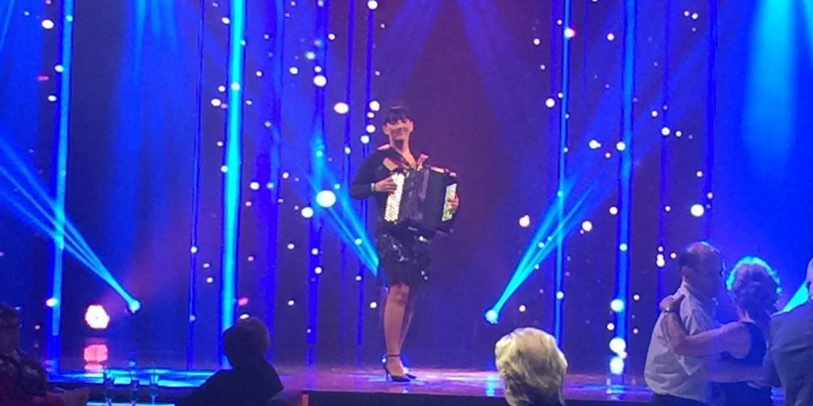 Stéphanie Rodriguez à la télé