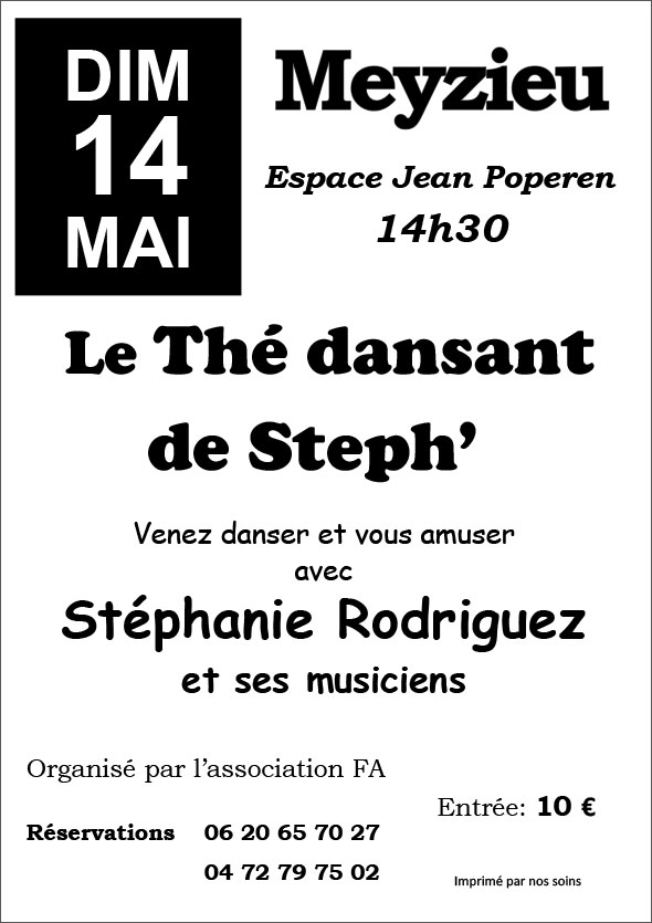 le the dansant de steph