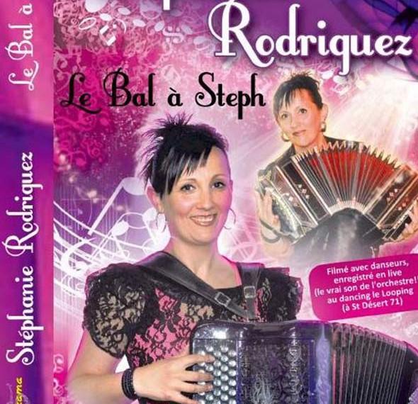 """Nouveau DVD """"Le Bal à Steph"""""""