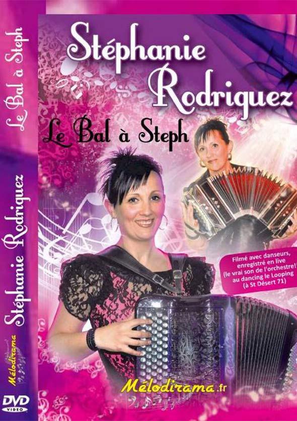 DVD le bal à steph