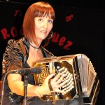 l'accordéoniste stéphanie rodriguez