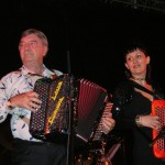 Stéphanie Rodriguez avec Louis Corchia