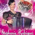 Stéphanie Rodriguez accordéoniste à lyon