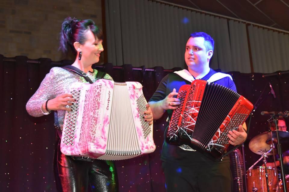 Stéphanie Rodriguez en duo avec Lionel Belluard