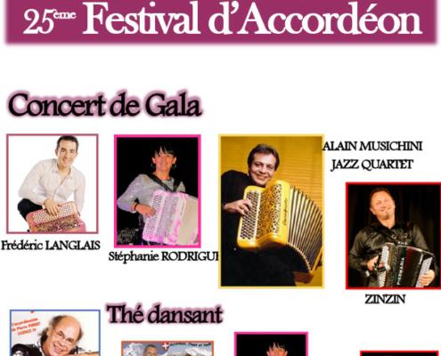 Festival d'accordéon de Meyzieu 2019