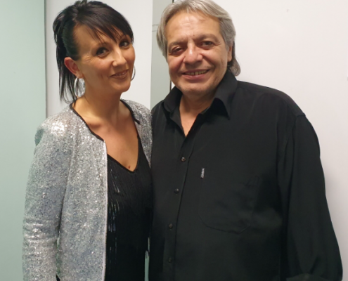 Alain Musichini et Stephanie Rodriguez Festival accordeon meyzieu 2019